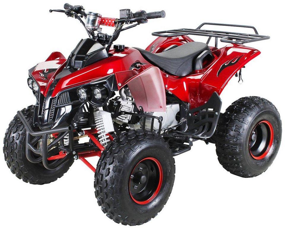 actionbikes motors quad s 10 f r kinder ab 10 jahre 125 cc online kaufen otto. Black Bedroom Furniture Sets. Home Design Ideas