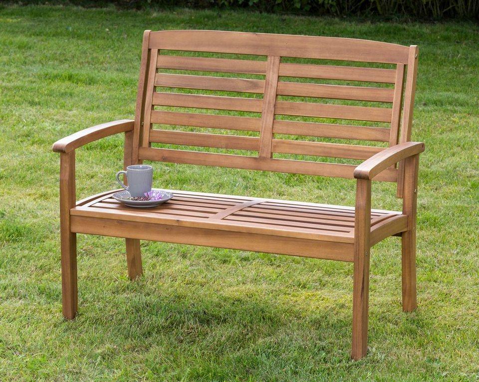 merxx gartenbank paraiba akazienholz 160 110 x61x92 cm braun online kaufen otto. Black Bedroom Furniture Sets. Home Design Ideas