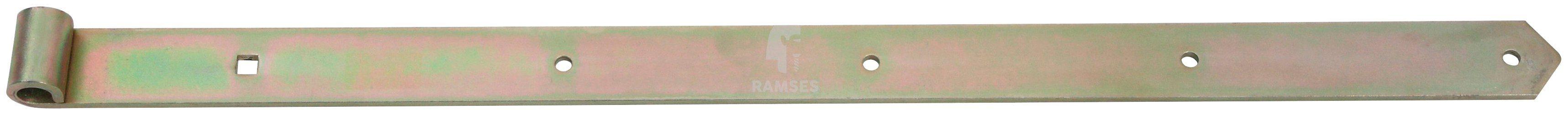 RAMSES Ladenband , schwer für Dorn Ø 16 mm Länge 1000 mm Stahl verzinkt