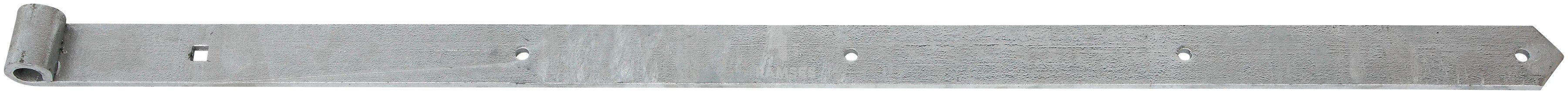 RAMSES Ladenband , schwer für Dorn Ø 16 mm Länge 1000 mm Stahl feuerverzinkt