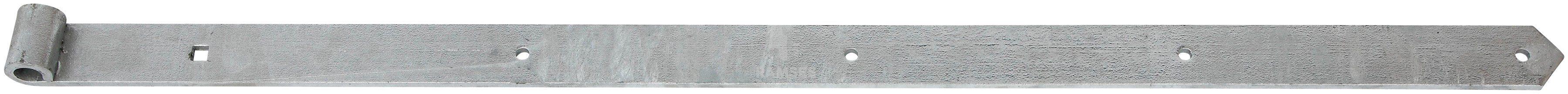 RAMSES Ladenband , schwer für Dorn Ø 16 mm Länge 800 mm Stahl feuerverzinkt