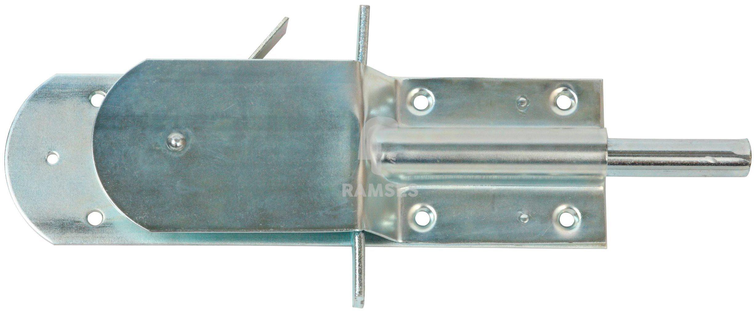 RAMSES Sicherheits-Stallriegel , 225 mm Stahl verzinkt