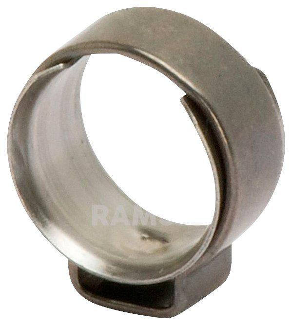 RAMSES 1-Ohr-Klemme , 17,5 mm 50 Stück