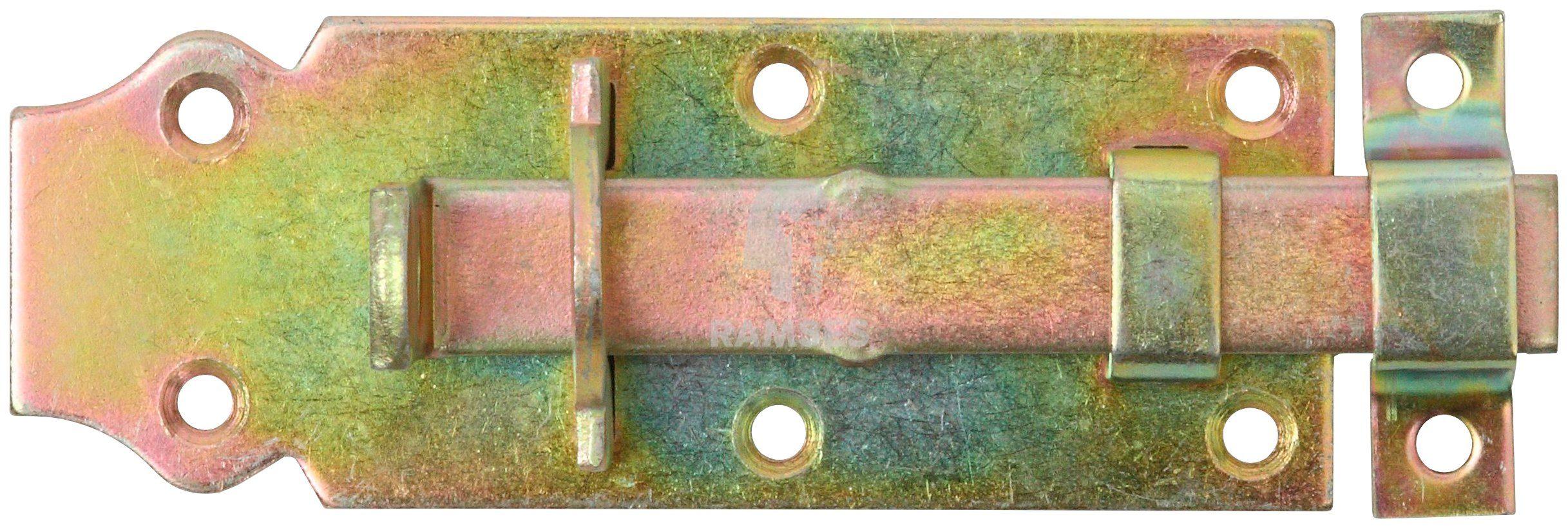 RAMSES Türriegel , mit Schlaufe 160x65 mm Stahl verzinkt
