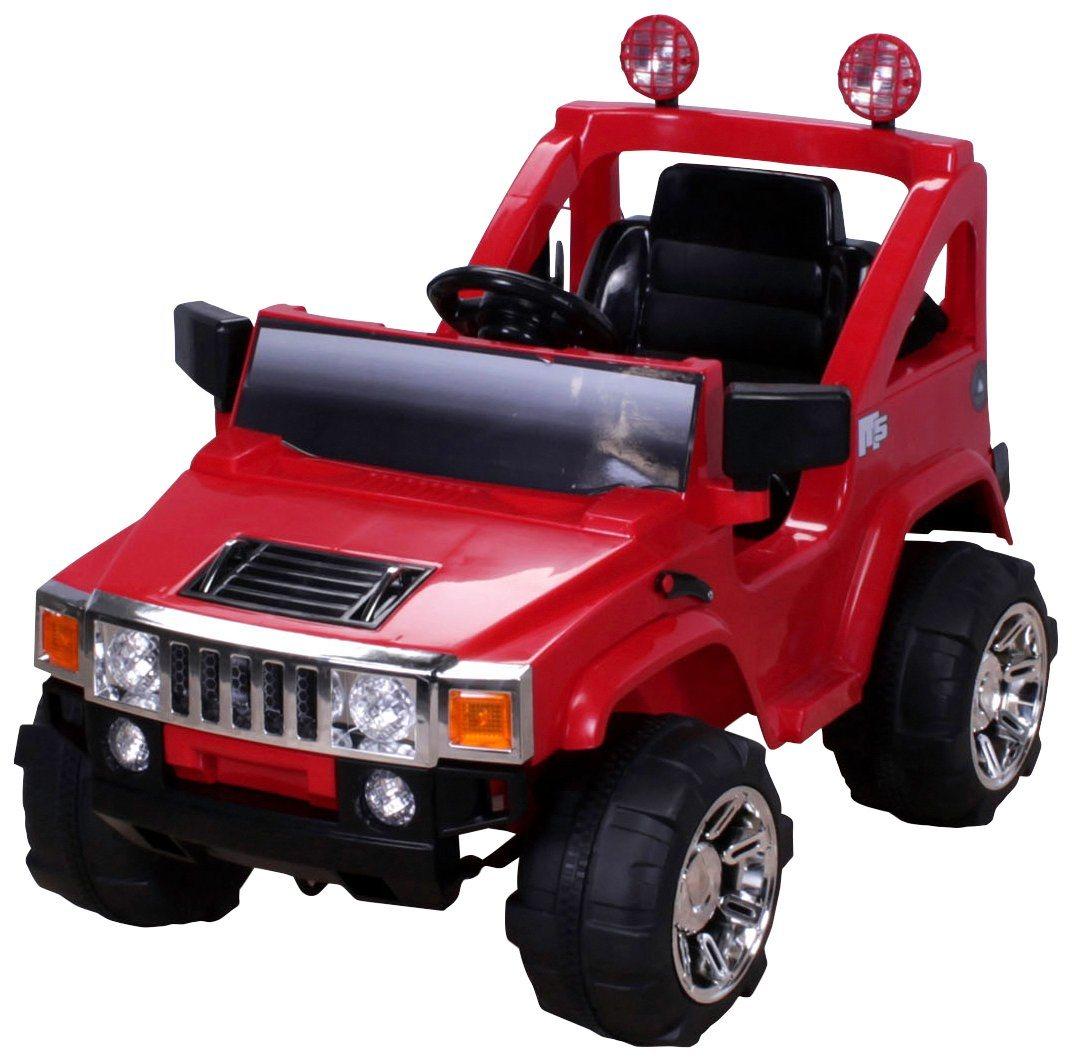 ACTIONBIKES MOTORS Elektroauto »Hummer Jeep A30«, für Kinder ab 3 Jahre, elektrisch, 70 Watt