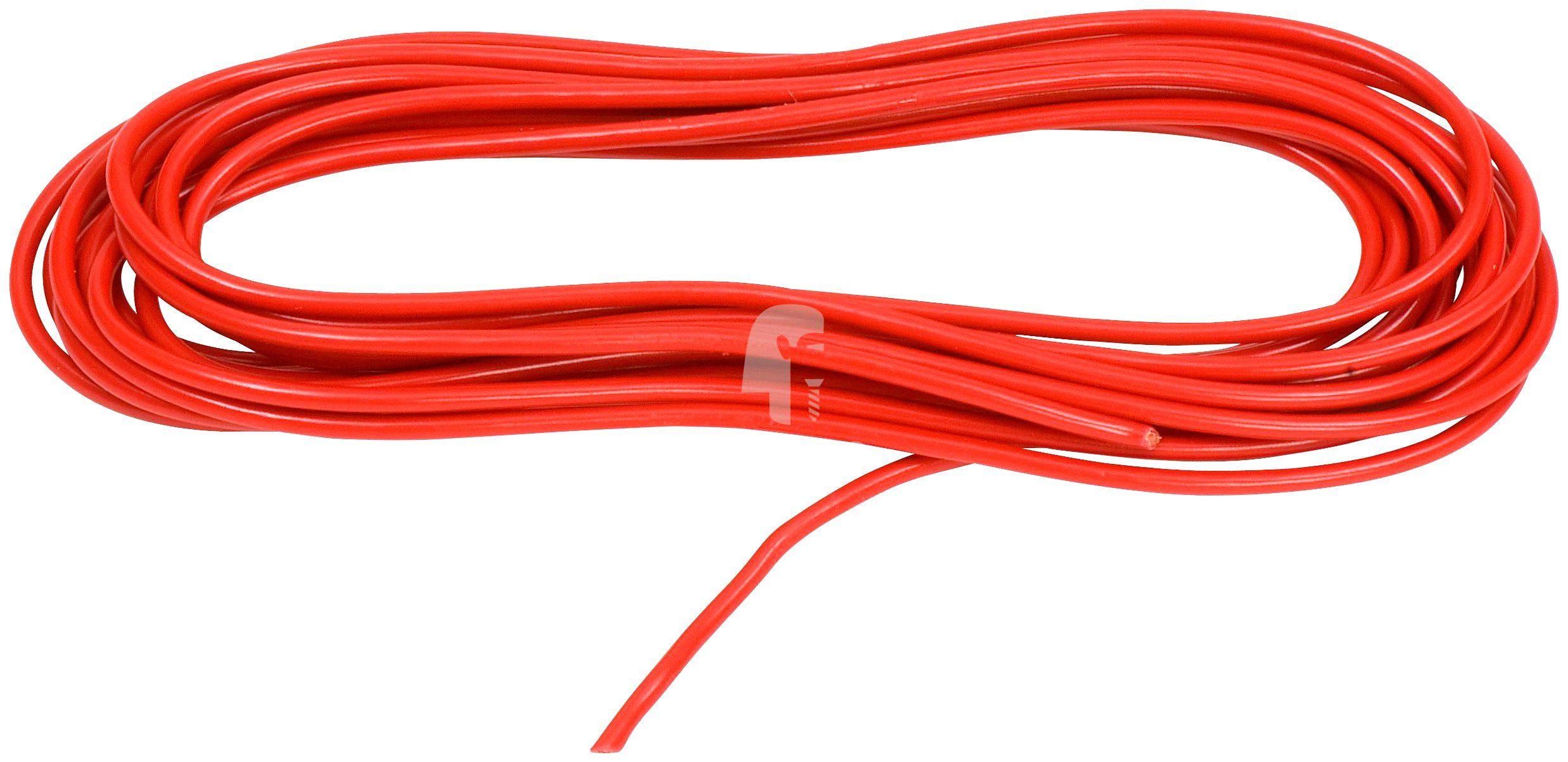 RAMSES Fahrzeugleitung , Rot 4 mm² 25 Meter