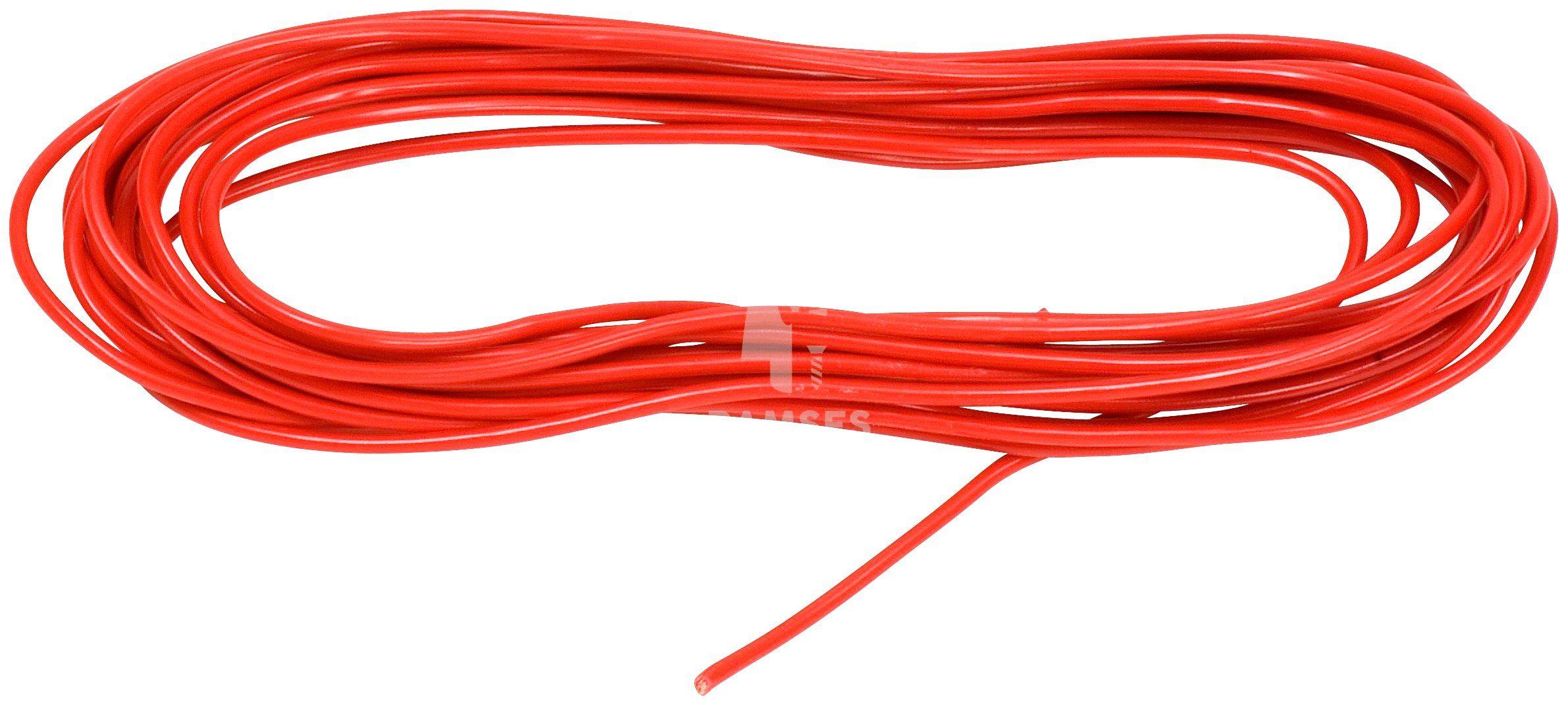 RAMSES Fahrzeugleitung , Rot 1,5 mm² 100 Meter