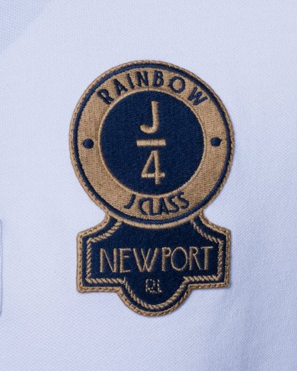 CODE-ZERO Poloshirt AMERICA´S CUP ED.15, Patches
