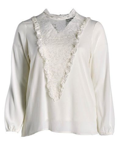 Zoey Frilly Blouse