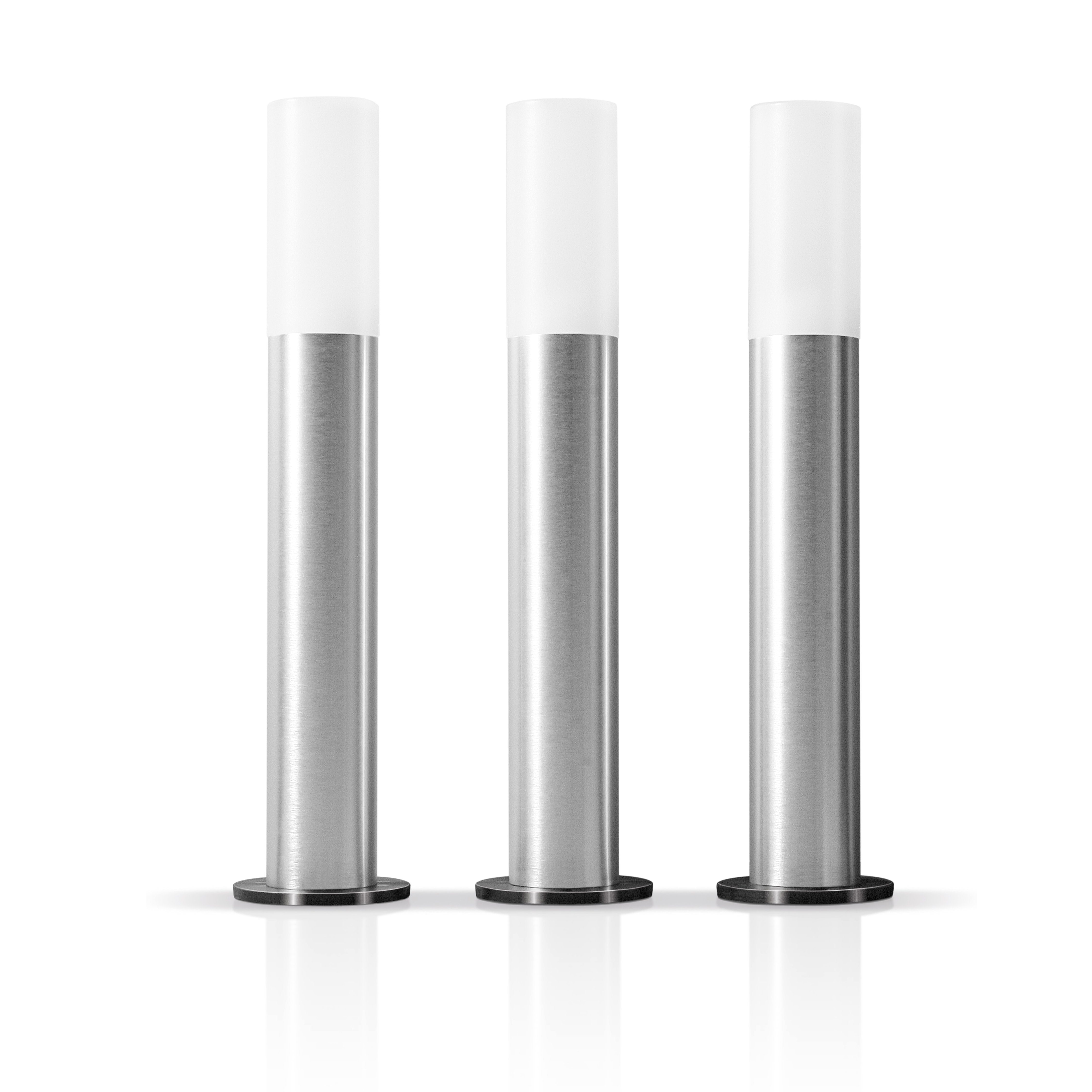 SMART+ Smart Home RGBW-Outdoor, 3 LED-Gartenleuchten »GARDENPOLE EXTENSION / Multicolor«