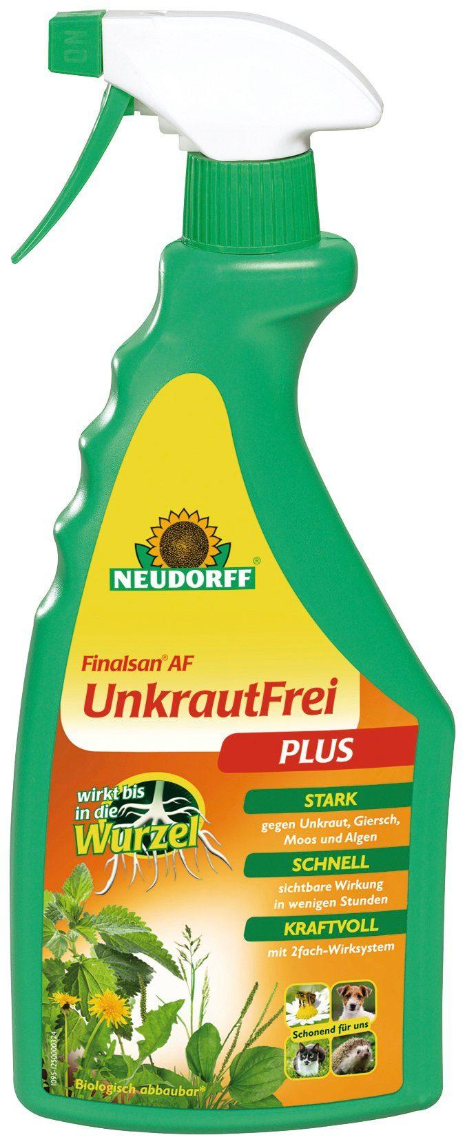 NEUDORFF Unkrautvernichter »Finalsan UnkrautFrei Plus«, Konzentrat