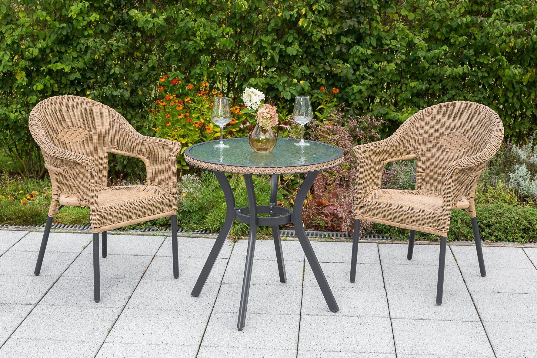 Holz Gartenmöbel Set Preisvergleich ~ Gartenmöbelset preisvergleich u2022 die besten angebote online kaufen