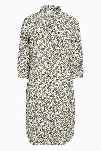 Next Hemdkleid mit Muster