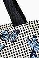 Next Karierte Shopper-Tasche mit Schmetterling, Bild 6