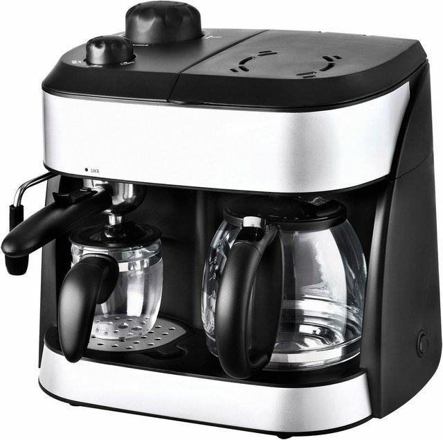 Team Kalorik Espressomaschine TKG EXP 1001 C| Permanentfilter | Küche und Esszimmer > Kaffee und Tee > Espressomaschinen | Team Kalorik