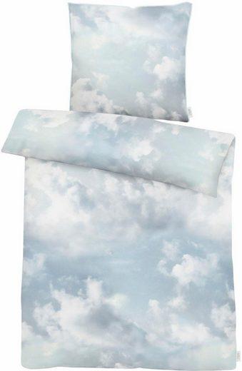 Bettwäsche »Marie«, APELT, mit Wolken