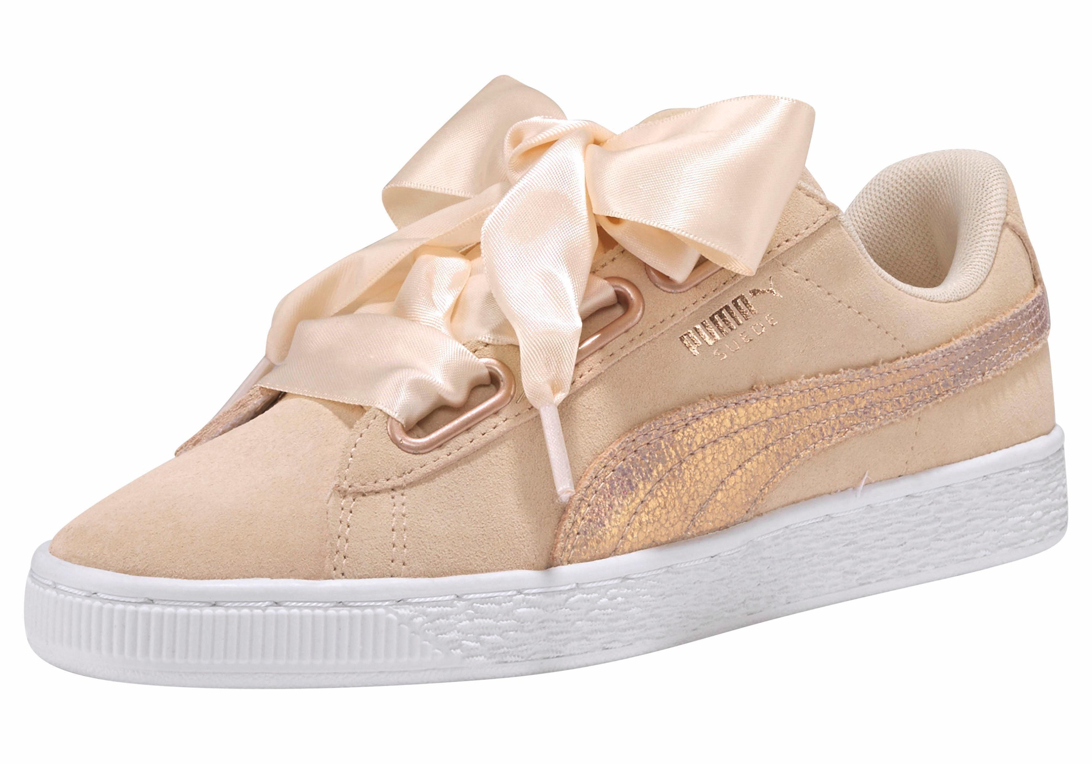 PUMA »Suede Heart Luna Lux Wn´s« Sneaker, Modischer Sneaker von Puma online kaufen | OTTO