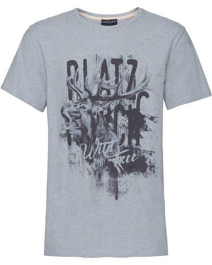Kruger Buam T-shirt, Printed