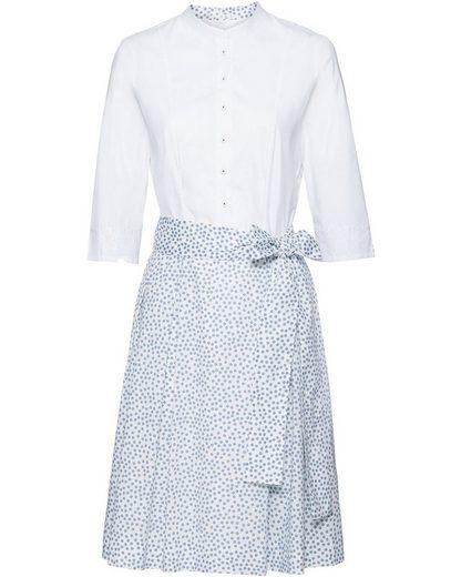 Wallmann Kleid mit Tupfen