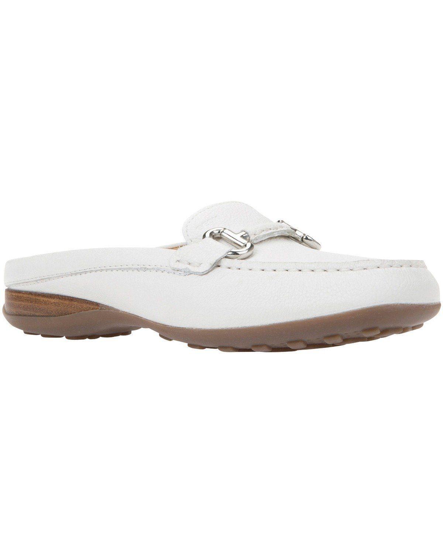 Geox Slipper Euxo online kaufen  Weiß