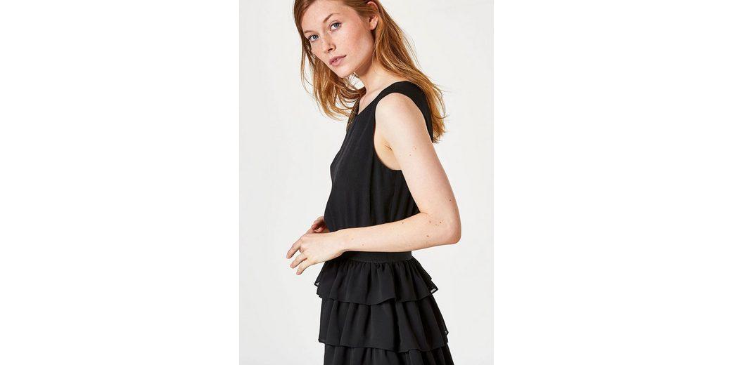 Niedrigere Preise HALLHUBER Two-in-One-Kleid mit Stufenvolants Online Kaufen Mit Paypal brekc3VA