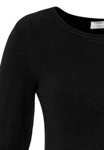 HALLHUBER Pullover mit Strickschleife