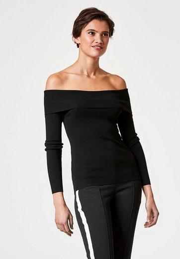 HALLHUBER Off-Shoulder-Pullover