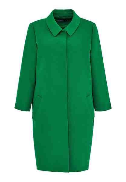 HALLHUBER O-Shape Mantel mit Dreiviertelärmeln