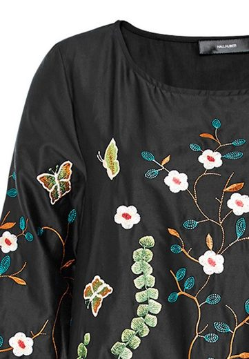 HALLHUBER Weit geschnittenes Kleid mit Stickerei