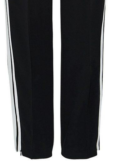 HALLHUBER Track Pants mit seitlichen Ripsbändern