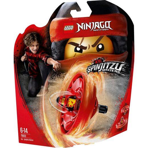 LEGO® 70633 Ninjago: Spinjitzu-Meister Kai