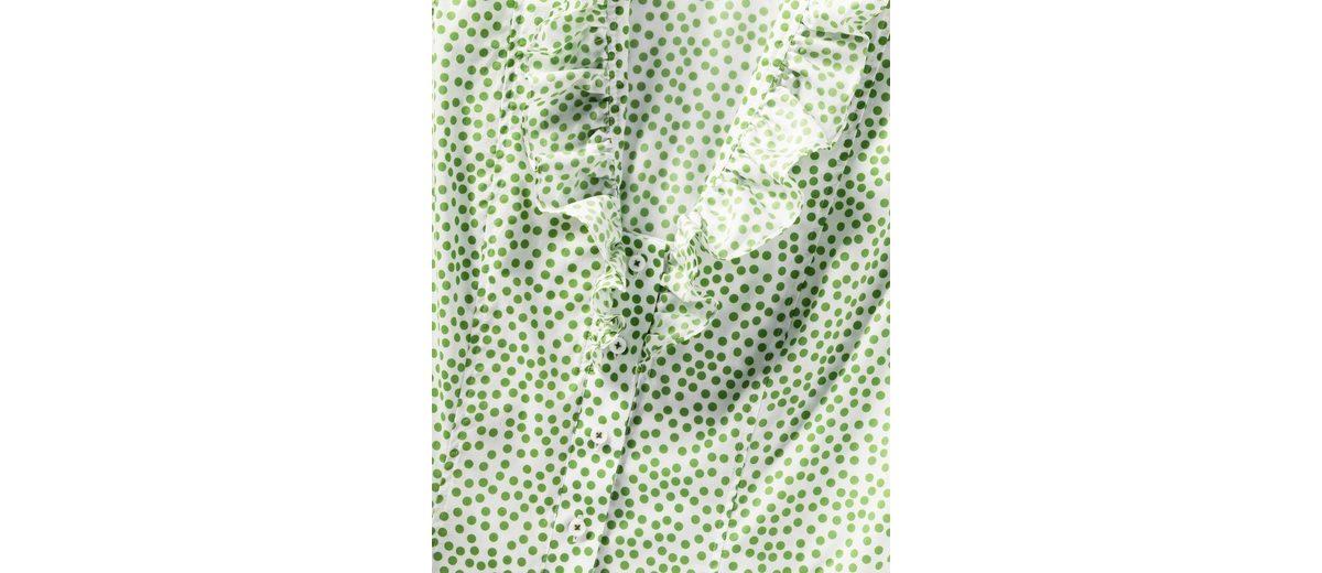 Wallmann Bluse mit Rüschen Verkauf Heißen Verkauf HMwdT