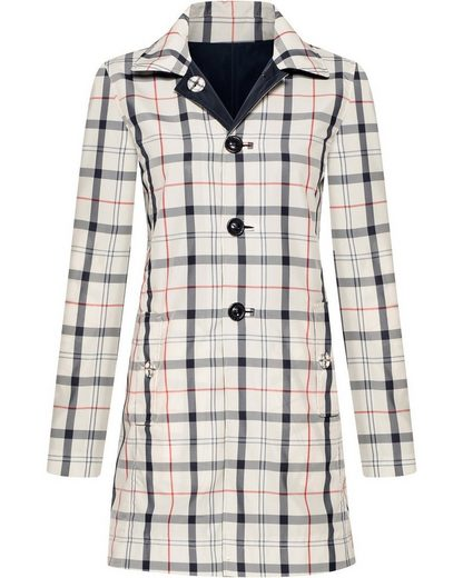 Barbour Wendemantel Reversible Derby Mac