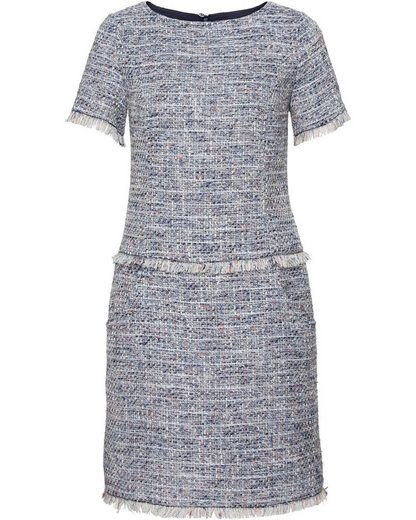 White Label Bouclé-Kleid