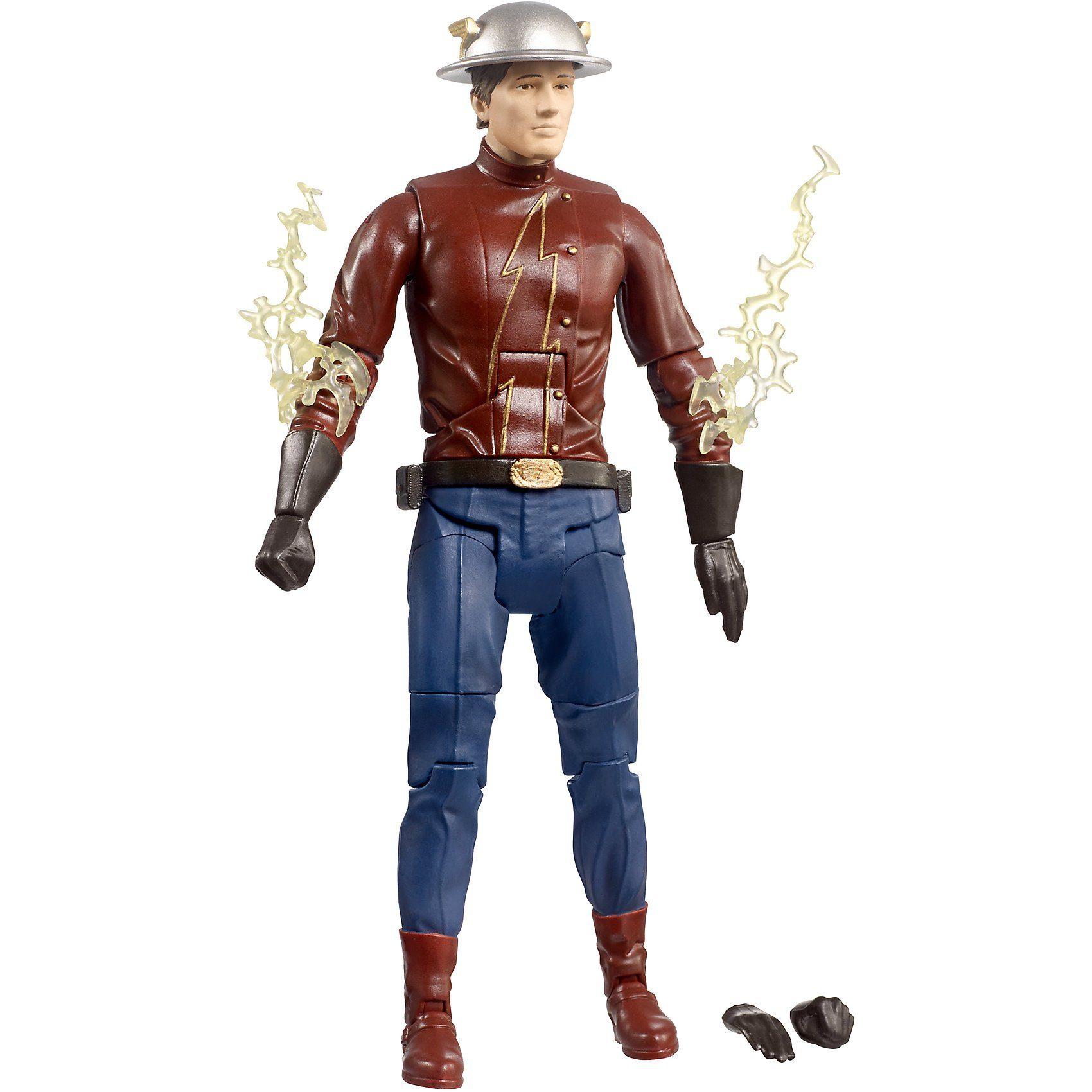 Mattel® DC Multiverse Collector-Figur Earth 2 Flash