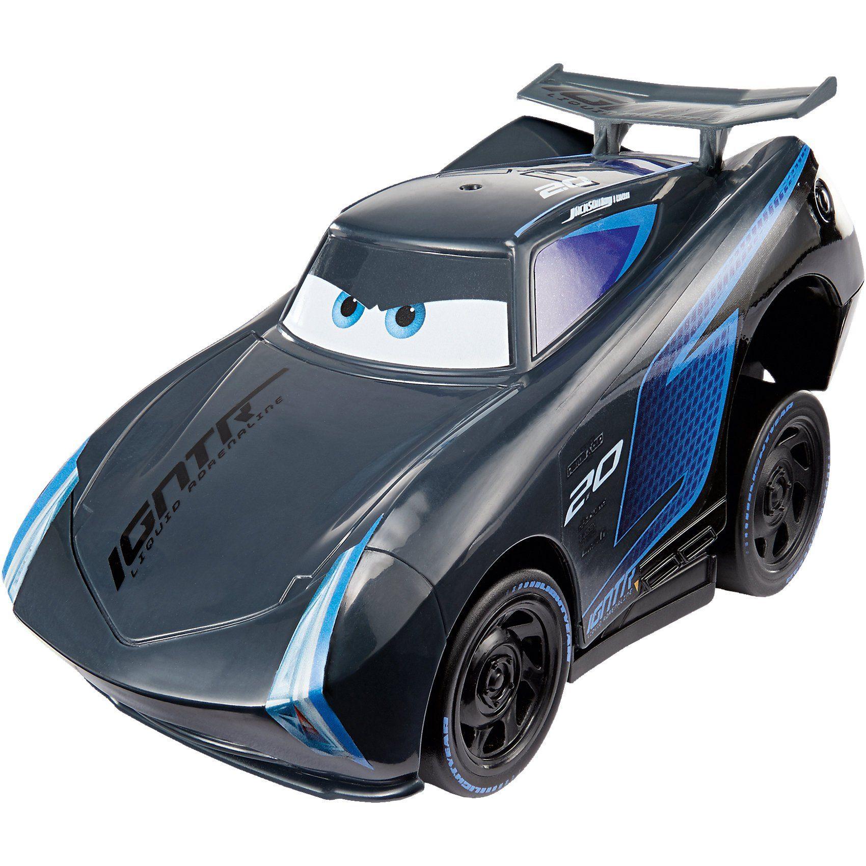 Mattel® Disney Cars 3 Powerstart Jackson Storm