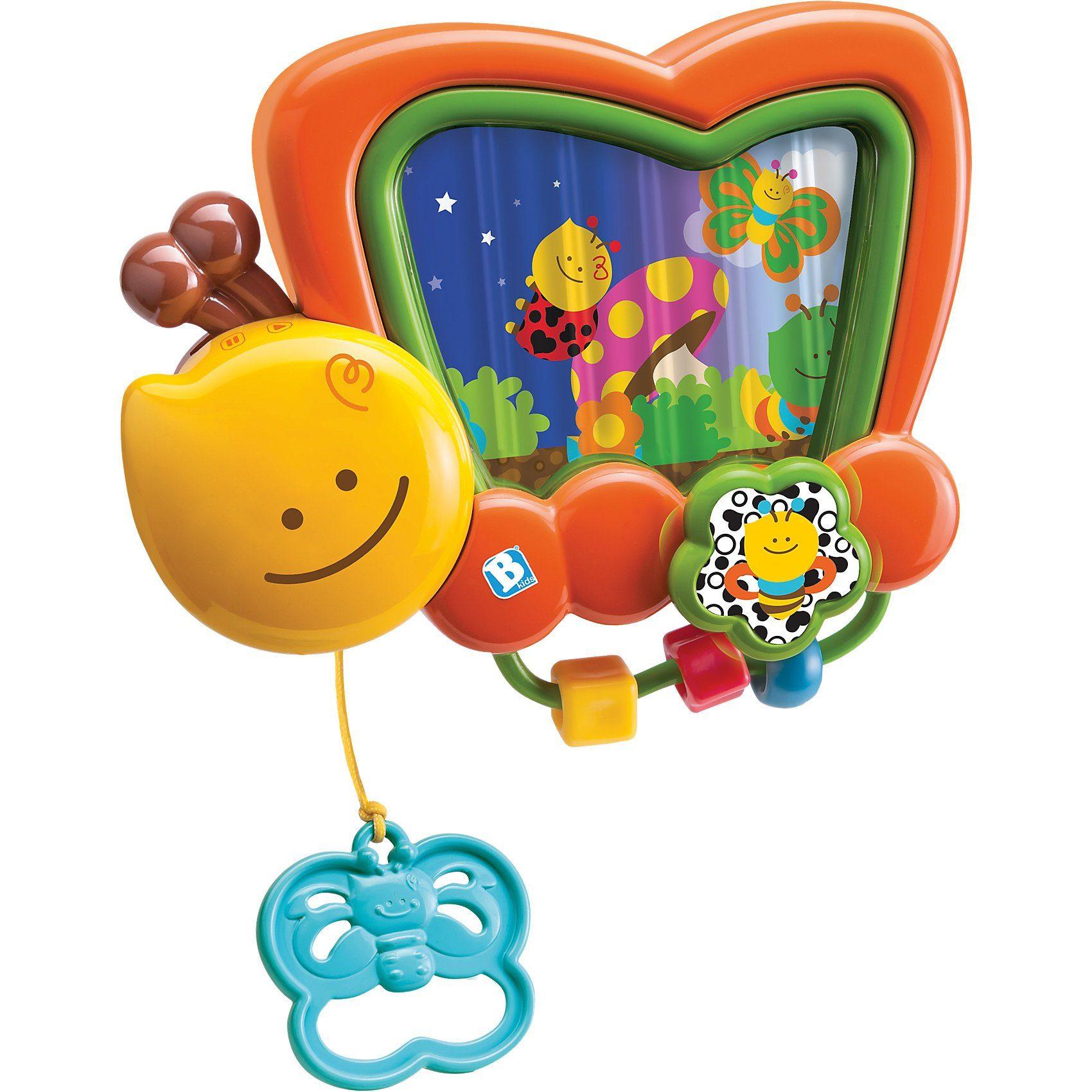 Spieluhr Music Box Schmetterling