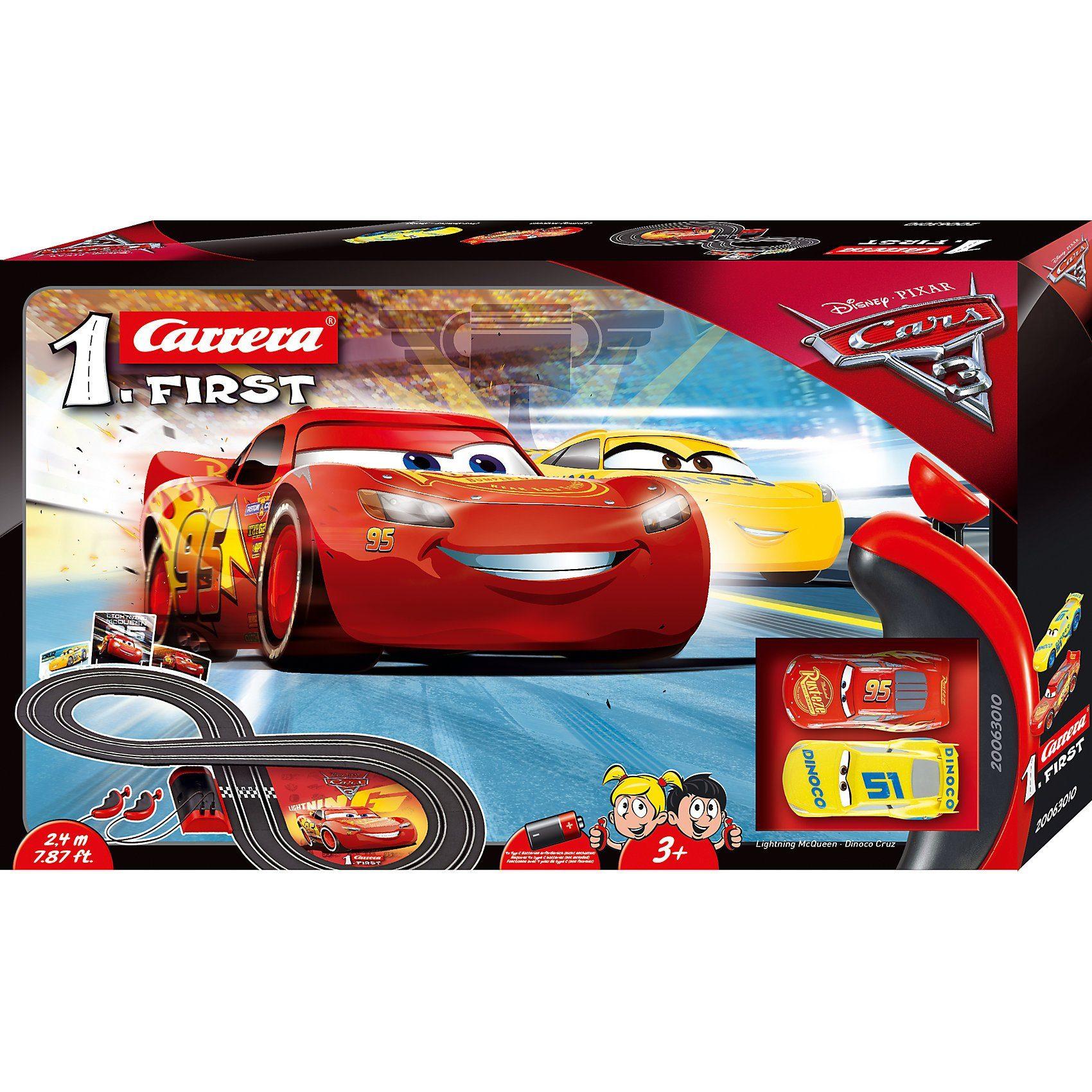 Carrera First - Disney·Pixar Cars 3