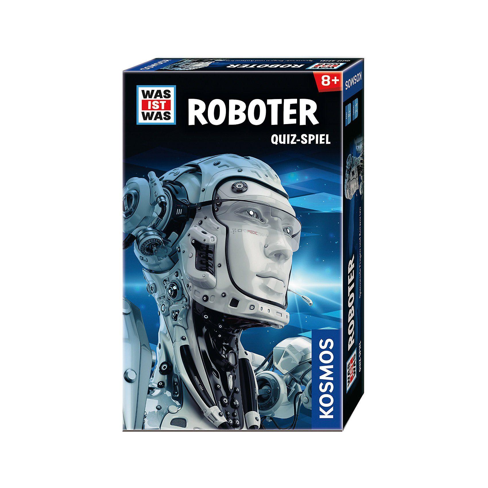 Kosmos WAS IST WAS - Roboter (Mitbringspiel)