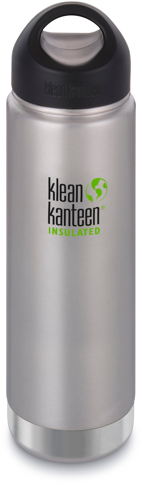 Klean Kanteen Trinkflasche »Wide Vacuum Insulated Bottle Stainless Loop Cap«