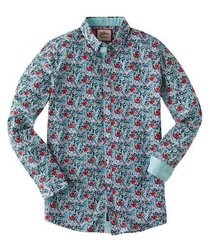 Joe Browns Langarmhemd Joe Browns Mens Long Sleeve Floral Shirt