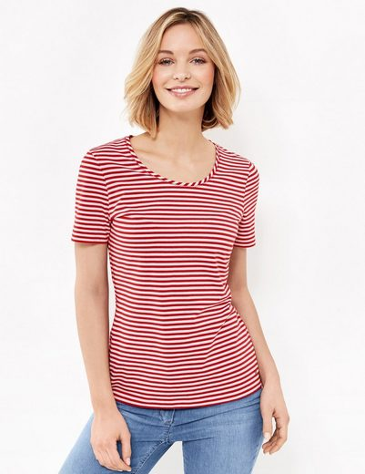 Gerry Weber T-shirt 1.2 Poor 1.2 Poor Cotton Shirt Made Of Pure