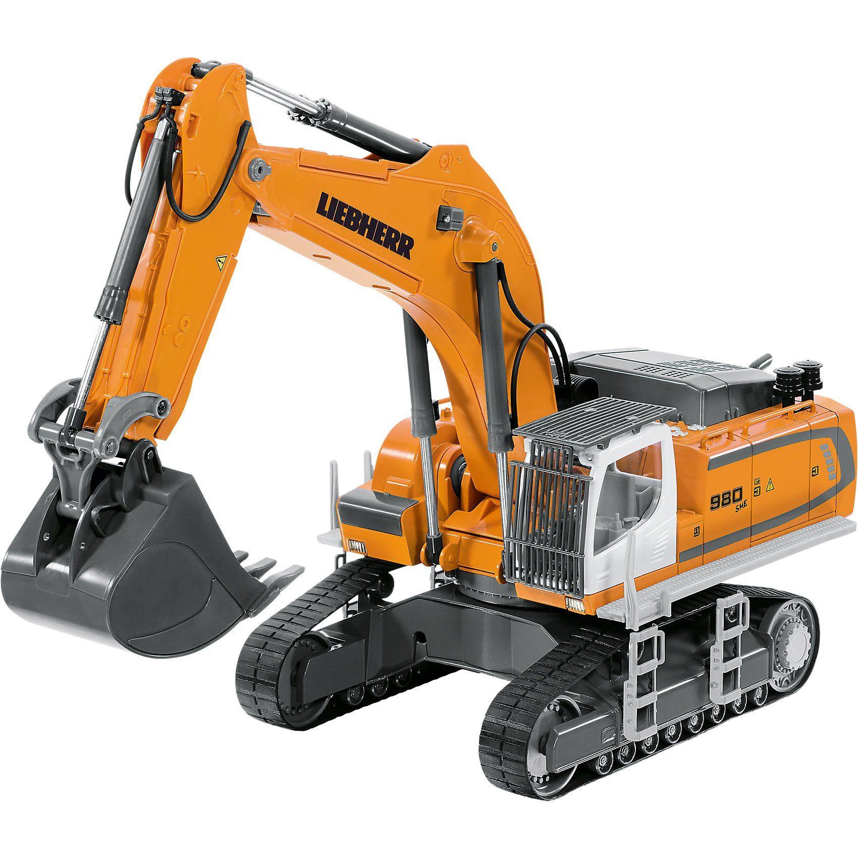 SIKU Control32 6740 Liebherr R980 SME Raupenbagger 1:32