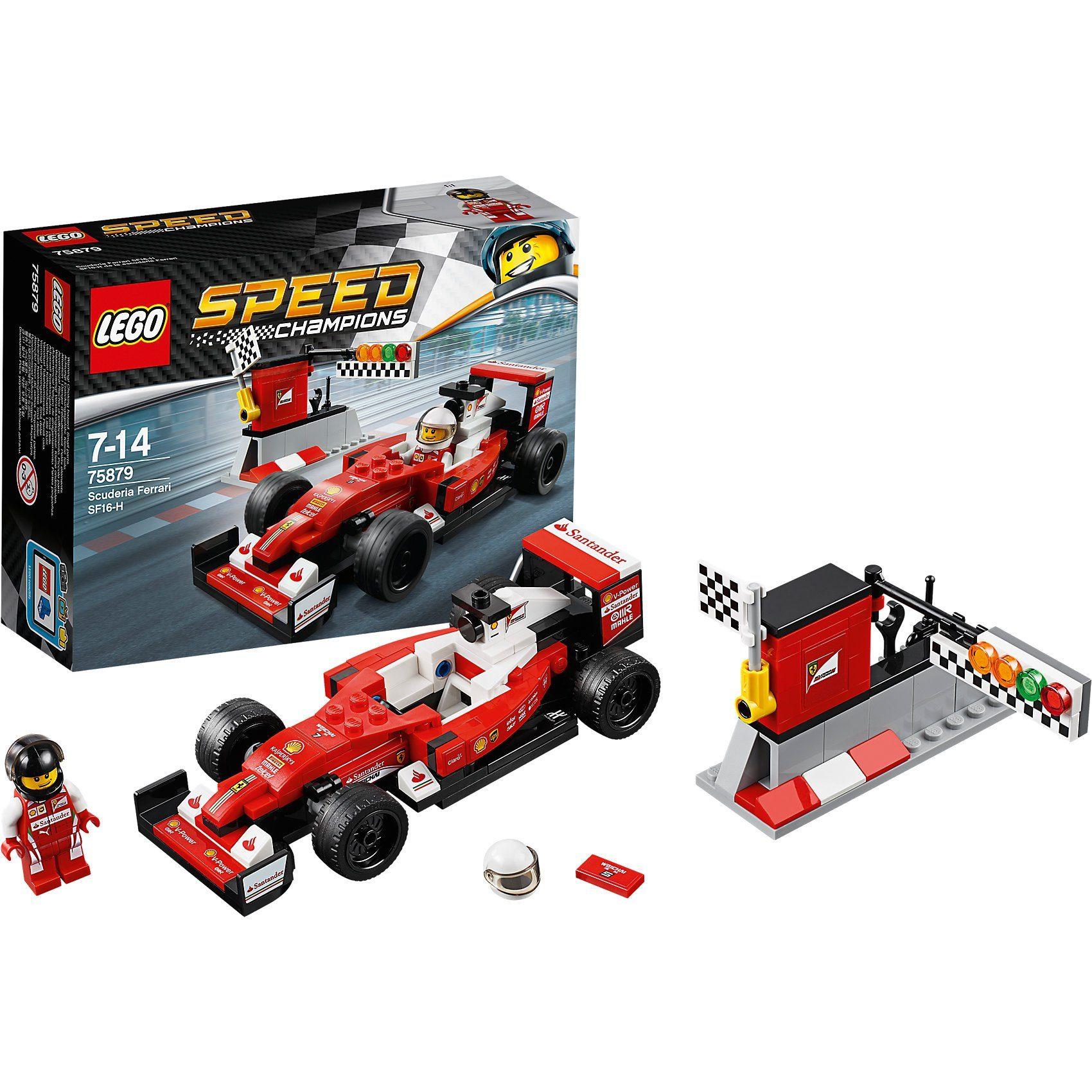 Lego® 75879 Speed: Scuderia Ferrari SF16-H