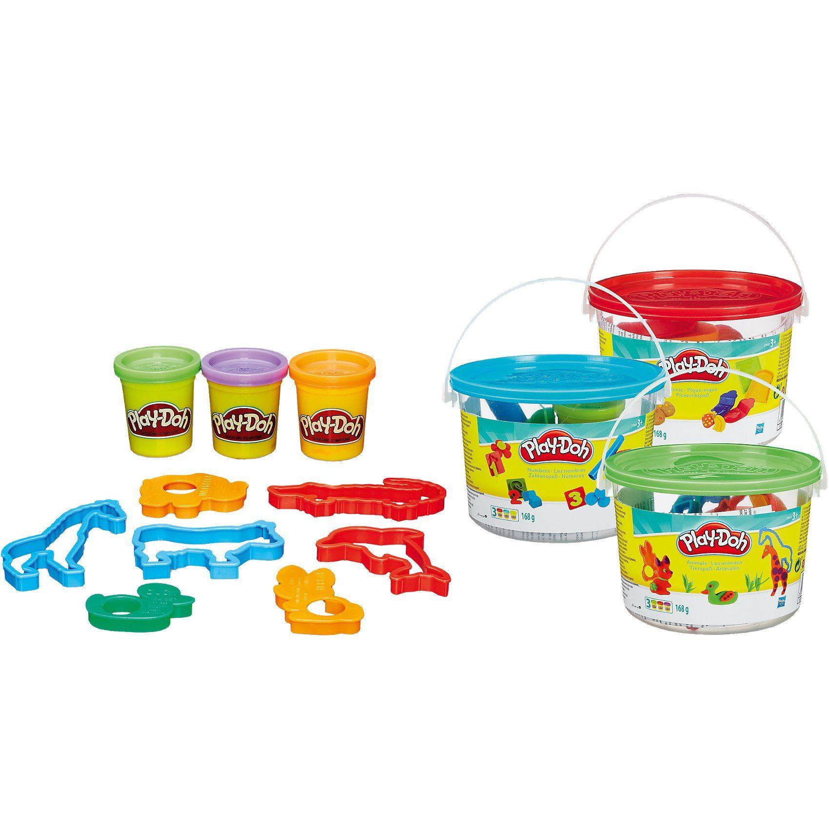 Hasbro Play-Doh Spaßeimer, Sortiment