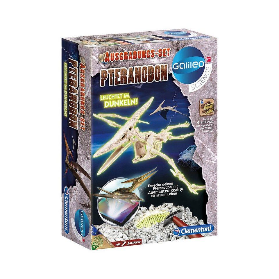 Clementoni® Galileo - Ausgrabungsset Pterandon