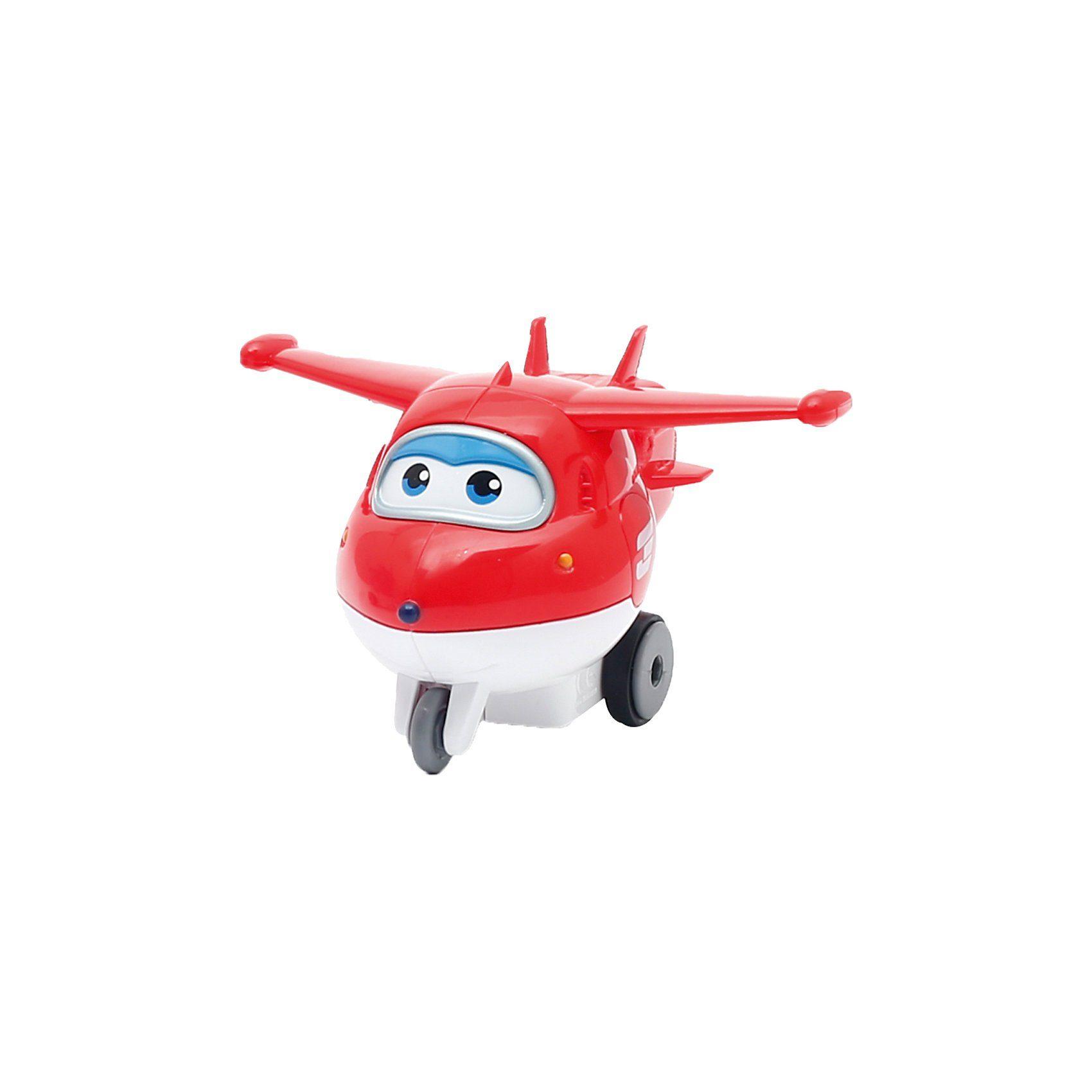 Giochi Preziosi Super Wings Flugzeuge m. Friktionsantrieb Jett