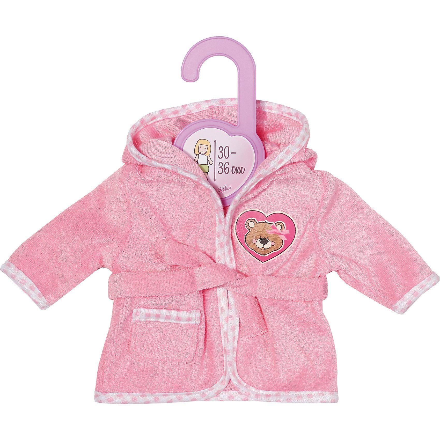 Zapf BABY born® Kleider Kollektion Dolly Moda Jeanskleid ab 1 Größe 30-36cm