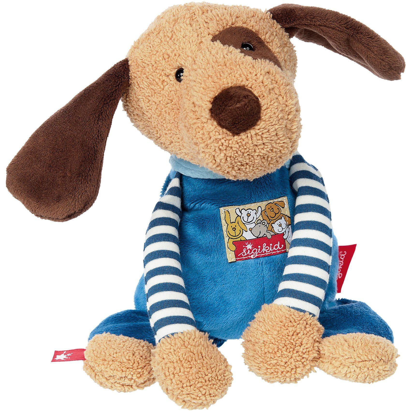 Sigikid Kuscheltier Hund Beste Freunde (38729)
