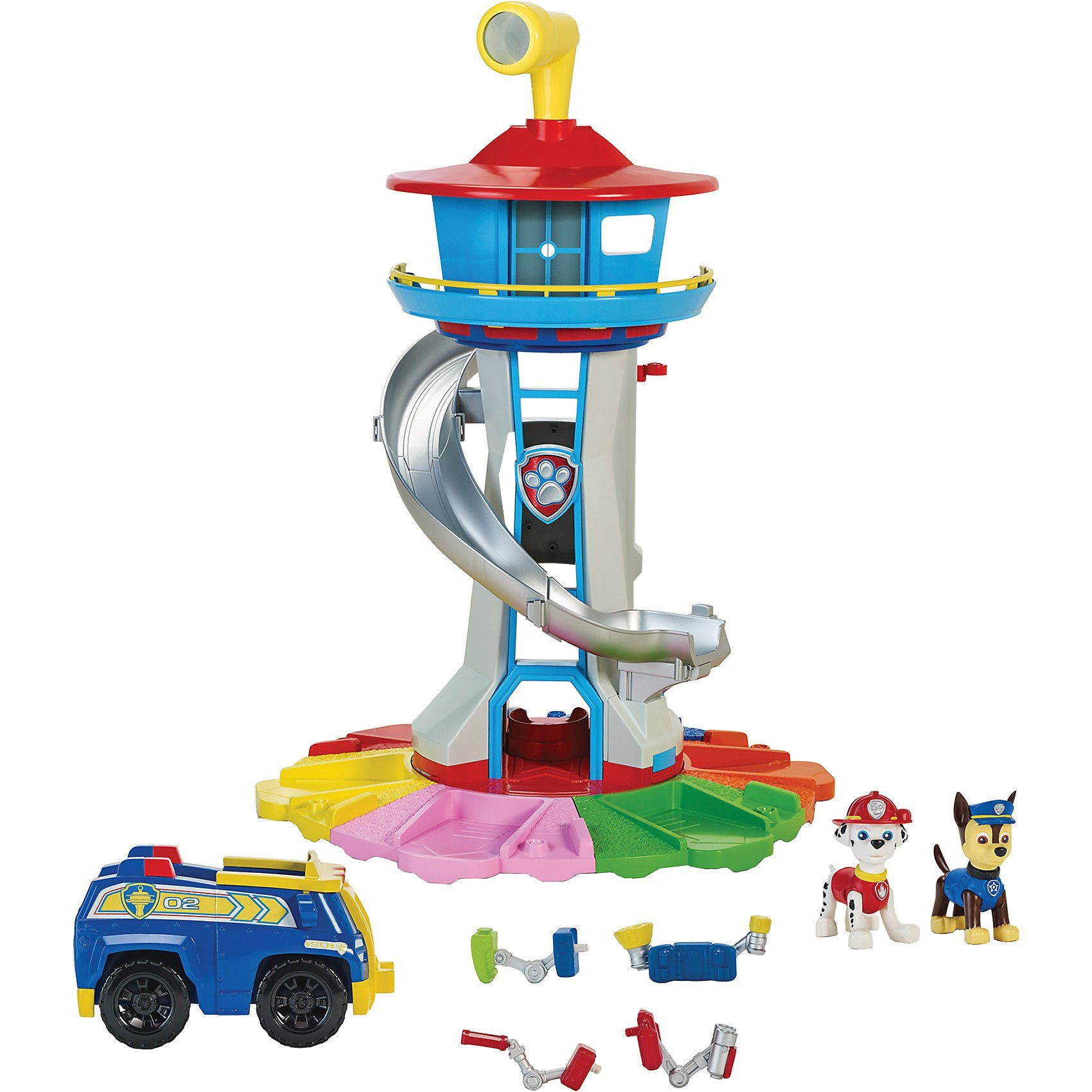 Spin Master Life Size Look Out Tower Playset